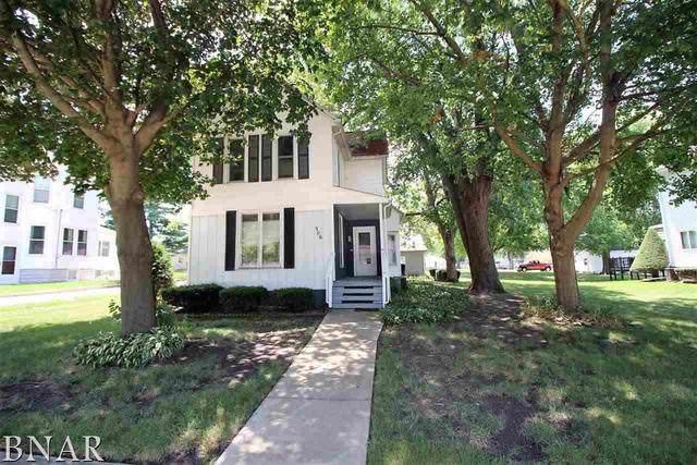 506 E Lincoln Street, Saybrook, IL 61770 (MLS #10542463) :: Angela Walker Homes Real Estate Group