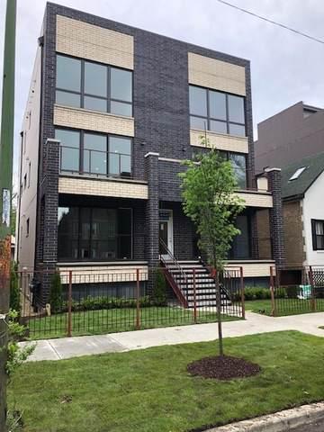 2448 W Thomas Street 3E, Chicago, IL 60622 (MLS #10542478) :: The Perotti Group | Compass Real Estate