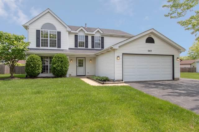 147 W Harbor Drive, Lake Zurich, IL 60047 (MLS #10542692) :: Helen Oliveri Real Estate