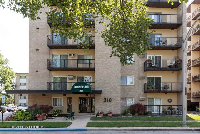 310 Lathrop Avenue #508, Forest Park, IL 60130 (MLS #10542764) :: Century 21 Affiliated