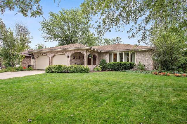 10115 E Tanglewood Circle, Palos Park, IL 60464 (MLS #10542808) :: The Wexler Group at Keller Williams Preferred Realty