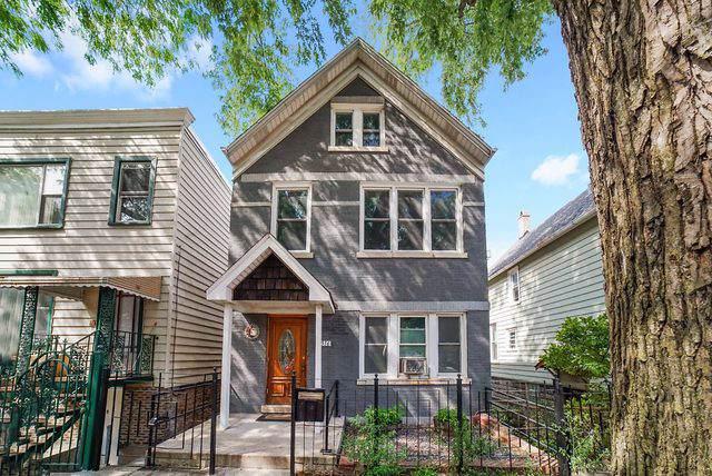 2016 W Moffat Street, Chicago, IL 60647 (MLS #10542840) :: Touchstone Group