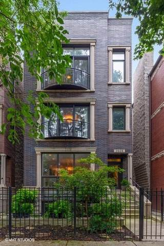 2029 W Rice Street #3, Chicago, IL 60622 (MLS #10542879) :: The Perotti Group | Compass Real Estate