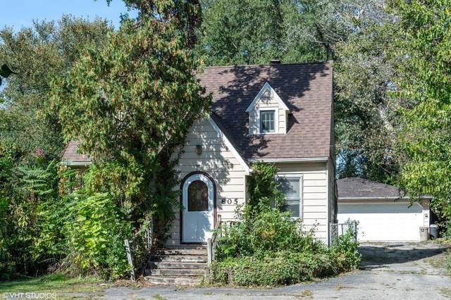 805 E Washington Street, West Chicago, IL 60185 (MLS #10542883) :: Angela Walker Homes Real Estate Group