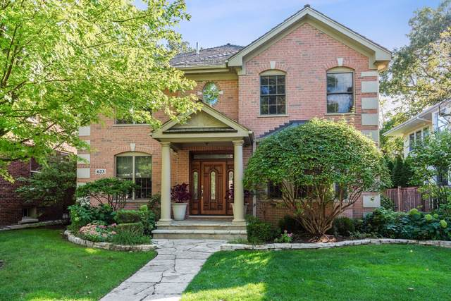 623 Lake Avenue, Wilmette, IL 60091 (MLS #10542945) :: The Spaniak Team