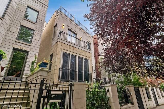 1344 N Leavitt Street, Chicago, IL 60622 (MLS #10543044) :: The Perotti Group | Compass Real Estate