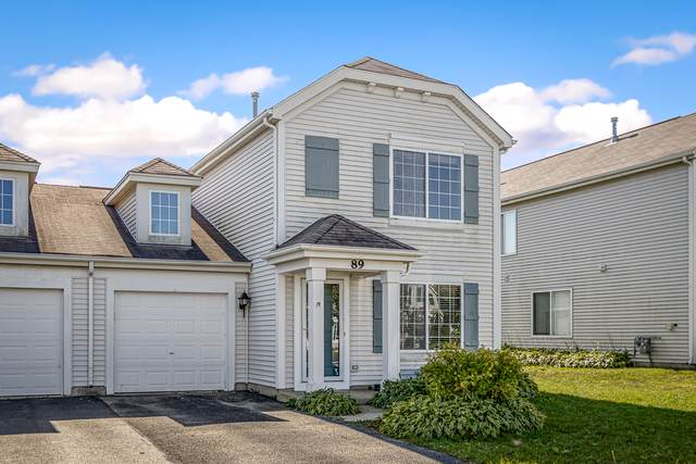 89 W Amberley Drive, Round Lake, IL 60073 (MLS #10543076) :: Property Consultants Realty