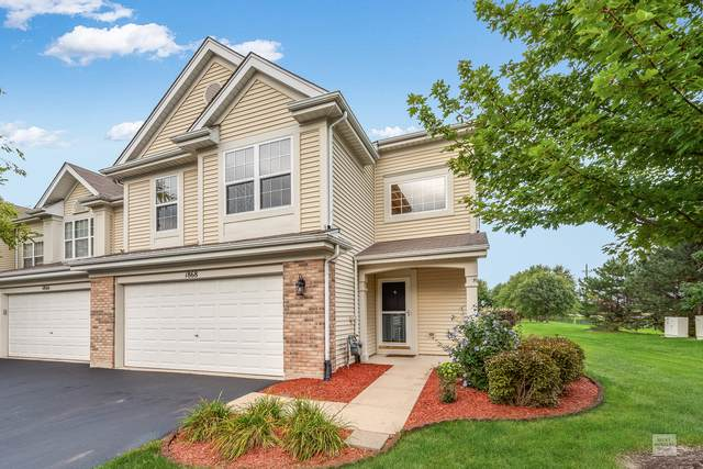 1868 Waverly Way, Montgomery, IL 60538 (MLS #10543155) :: Property Consultants Realty