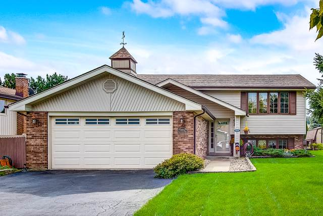 14842 S Cricketwood Drive, Homer Glen, IL 60491 (MLS #10543166) :: Property Consultants Realty