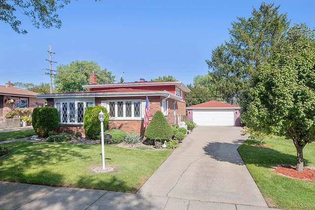 35 E Arquilla Drive, Chicago Heights, IL 60411 (MLS #10543179) :: John Lyons Real Estate