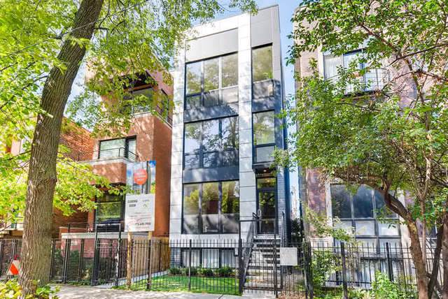 944 N Winchester Avenue #2, Chicago, IL 60622 (MLS #10543247) :: The Perotti Group | Compass Real Estate
