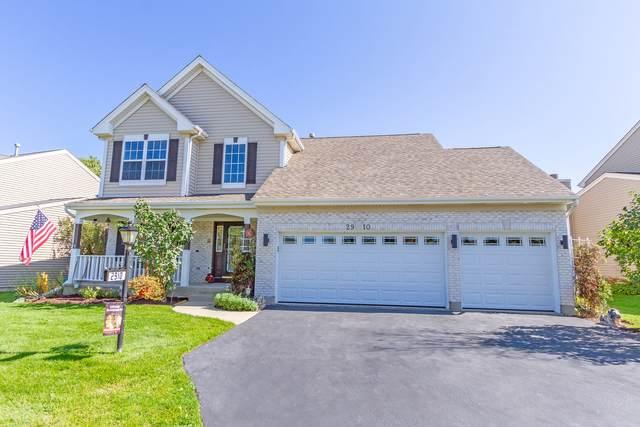 2910 Baldwin Lane, Lake In The Hills, IL 60156 (MLS #10543255) :: Lewke Partners