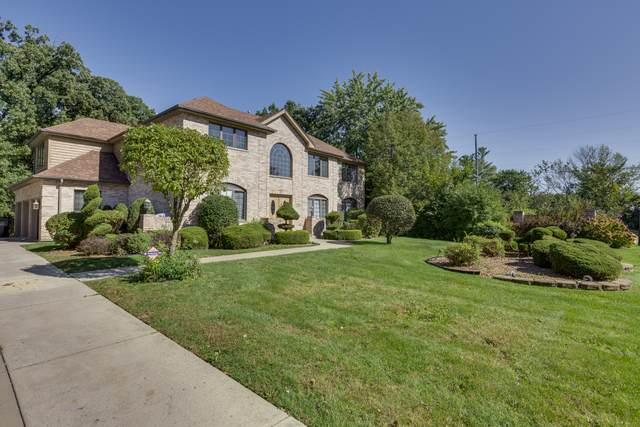 2410 Saint Andrews Drive, Olympia Fields, IL 60461 (MLS #10543328) :: The Wexler Group at Keller Williams Preferred Realty