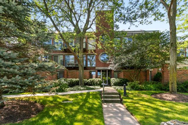 3010 Arbor Lane #202, Northfield, IL 60093 (MLS #10543448) :: Helen Oliveri Real Estate