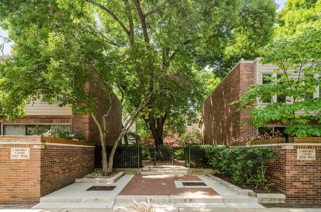 1912 N Larrabee Street, Chicago, IL 60614 (MLS #10543611) :: The Perotti Group   Compass Real Estate