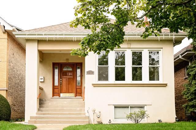 5516 W Agatite Avenue, Chicago, IL 60630 (MLS #10543646) :: Property Consultants Realty