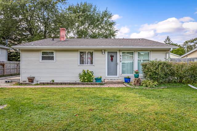 459 Tulsa Avenue, Carpentersville, IL 60110 (MLS #10543673) :: Suburban Life Realty