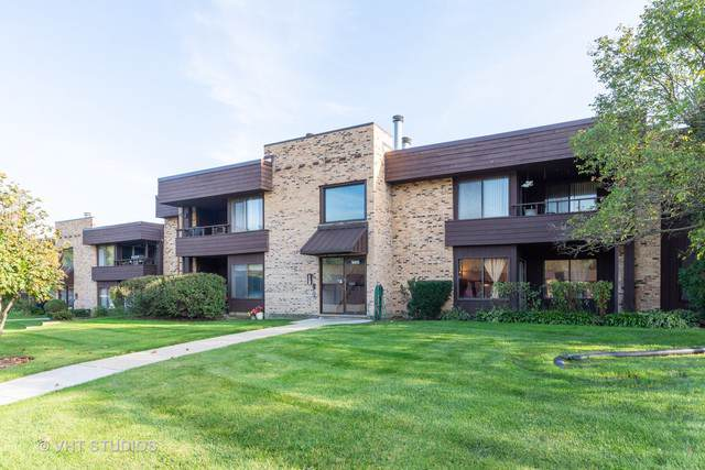 1411 N Sterling Avenue #101, Palatine, IL 60067 (MLS #10543675) :: The Perotti Group | Compass Real Estate