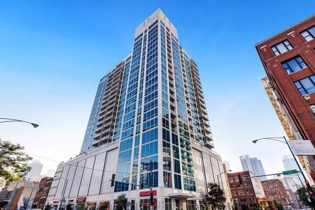 757 N Orleans Street #1107, Chicago, IL 60654 (MLS #10543697) :: The Perotti Group | Compass Real Estate