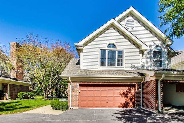 1893 W White Oak Street, Arlington Heights, IL 60005 (MLS #10543728) :: The Perotti Group   Compass Real Estate