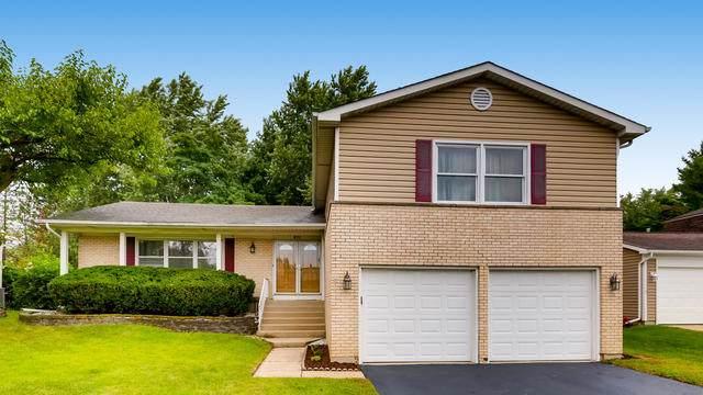 1890 Shorewood Drive W, Hoffman Estates, IL 60192 (MLS #10543750) :: Suburban Life Realty