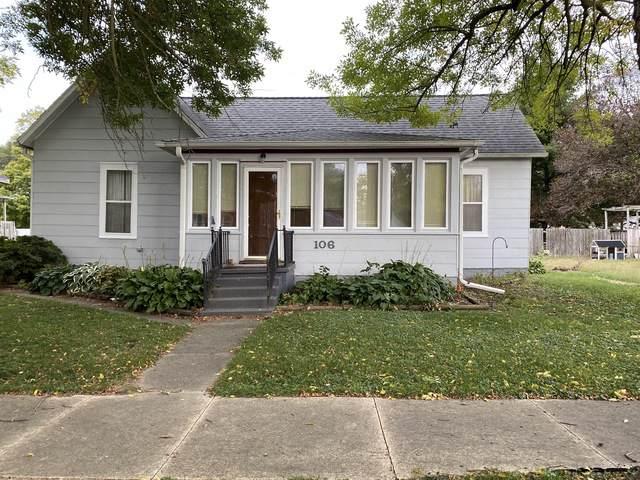 106 S King Street, NEWMAN, IL 61942 (MLS #10543802) :: Lewke Partners