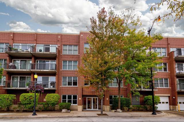 8200 Lincoln Avenue #408, Skokie, IL 60077 (MLS #10543882) :: The Mattz Mega Group