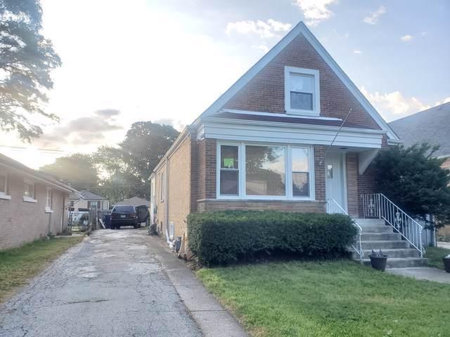 4405 Clinton Avenue, Stickney, IL 60402 (MLS #10543888) :: Angela Walker Homes Real Estate Group