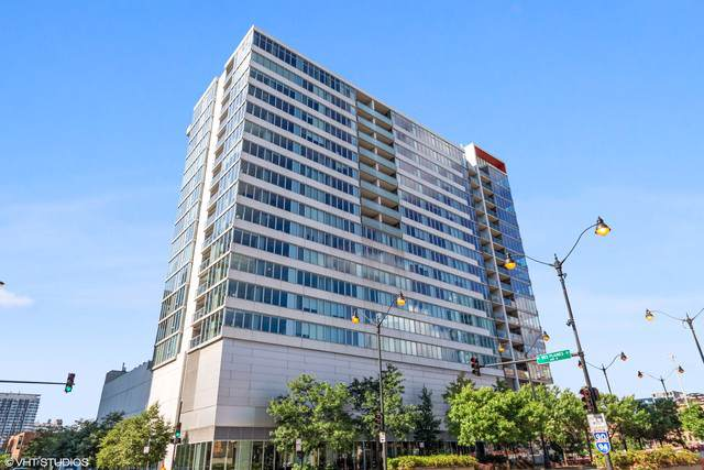 659 W Randolph Street #1813, Chicago, IL 60661 (MLS #10543914) :: LIV Real Estate Partners