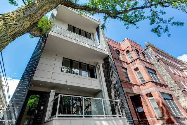 1542 N Hudson Avenue 2R, Chicago, IL 60610 (MLS #10543962) :: Touchstone Group