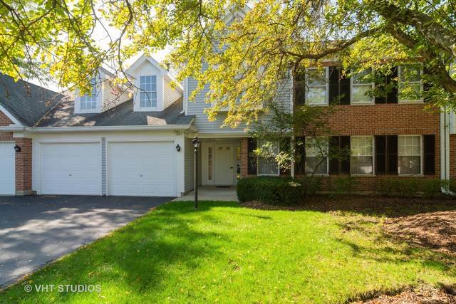 1007 Butternut Lane C, Mount Prospect, IL 60056 (MLS #10543984) :: The Perotti Group | Compass Real Estate