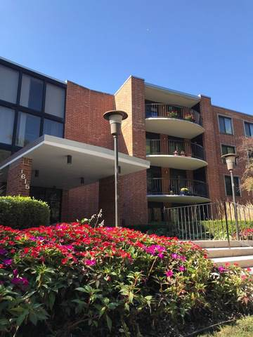 1615 E Central Road 315B, Arlington Heights, IL 60005 (MLS #10544035) :: Baz Realty Network | Keller Williams Elite