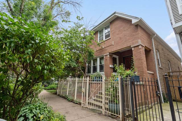 3452 N Hamilton Avenue, Chicago, IL 60618 (MLS #10544084) :: Touchstone Group
