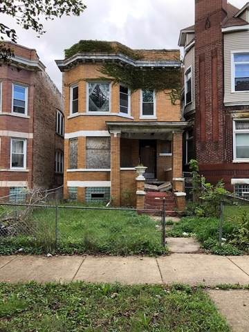7204 S Union Avenue, Chicago, IL 60621 (MLS #10544167) :: Property Consultants Realty