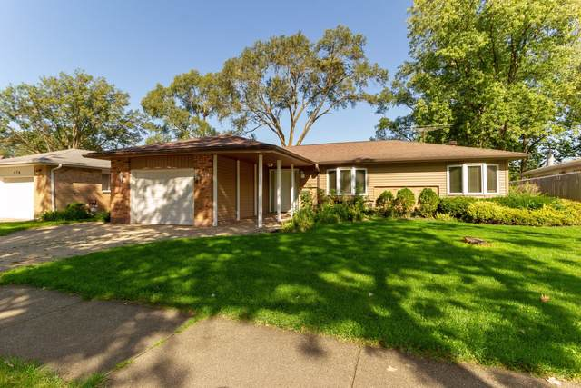 474 Lakewood Boulevard, Park Forest, IL 60466 (MLS #10544253) :: Littlefield Group