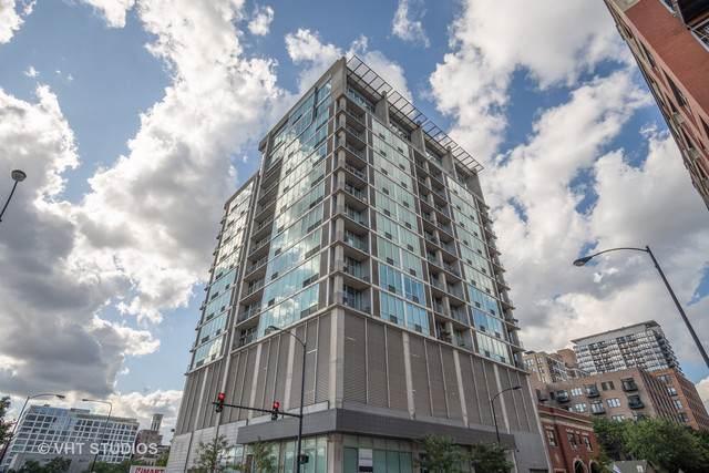 700 W Van Buren Street #1403, Chicago, IL 60607 (MLS #10544282) :: Property Consultants Realty