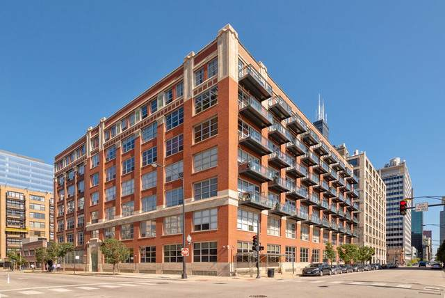 333 S Desplaines Street #309, Chicago, IL 60661 (MLS #10544399) :: Property Consultants Realty