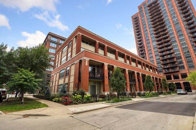 324 N Jefferson Street #101, Chicago, IL 60661 (MLS #10544448) :: Property Consultants Realty