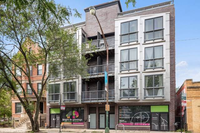 2902 N Central Park Avenue 2S, Chicago, IL 60618 (MLS #10544471) :: Property Consultants Realty