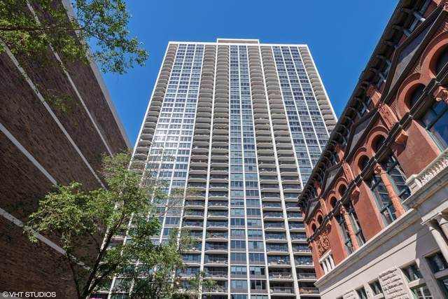 1560 N Sandburg Terrace #2611, Chicago, IL 60610 (MLS #10544474) :: Property Consultants Realty