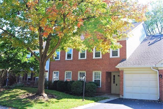 1402 Aldgate Court C1, Wheeling, IL 60090 (MLS #10544477) :: Helen Oliveri Real Estate