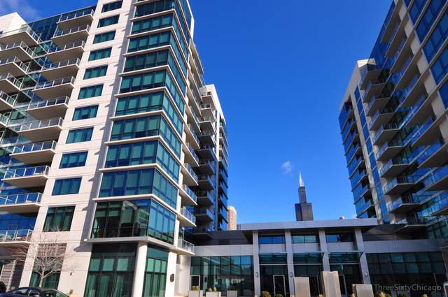 125 S Green Street 907A, Chicago, IL 60607 (MLS #10544538) :: Property Consultants Realty