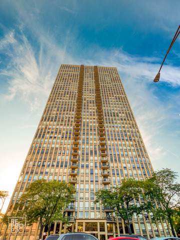 1660 N Lasalle Drive #1812, Chicago, IL 60614 (MLS #10544654) :: Property Consultants Realty
