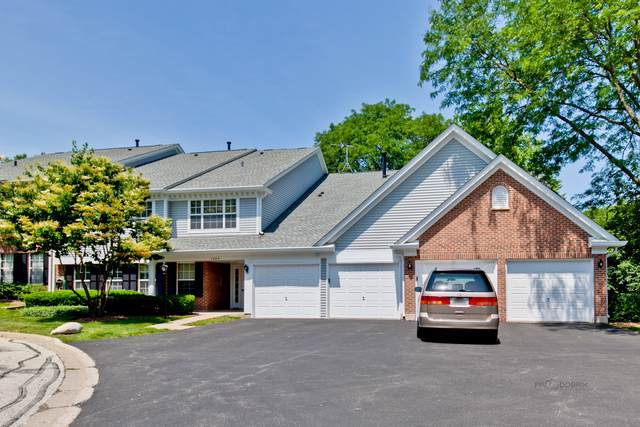 1404 Apple Court C, Mount Prospect, IL 60056 (MLS #10544759) :: The Perotti Group | Compass Real Estate