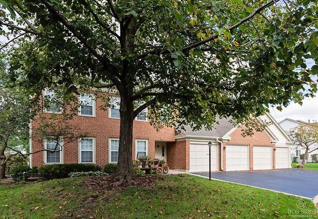 1408 Aldgate Court C1, Wheeling, IL 60090 (MLS #10544820) :: Helen Oliveri Real Estate