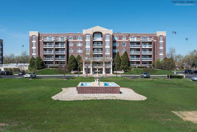 7081 W Touhy Avenue #405, Niles, IL 60714 (MLS #10544992) :: Helen Oliveri Real Estate