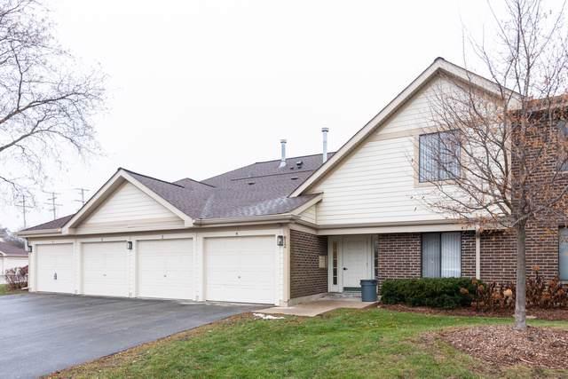 812 E Carriage Lane #1, Palatine, IL 60074 (MLS #10544996) :: Baz Realty Network   Keller Williams Elite