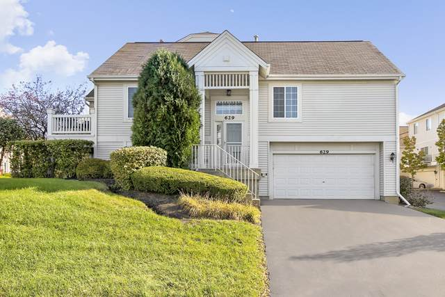 629 S Parkside Drive #629, Round Lake, IL 60073 (MLS #10545018) :: Property Consultants Realty