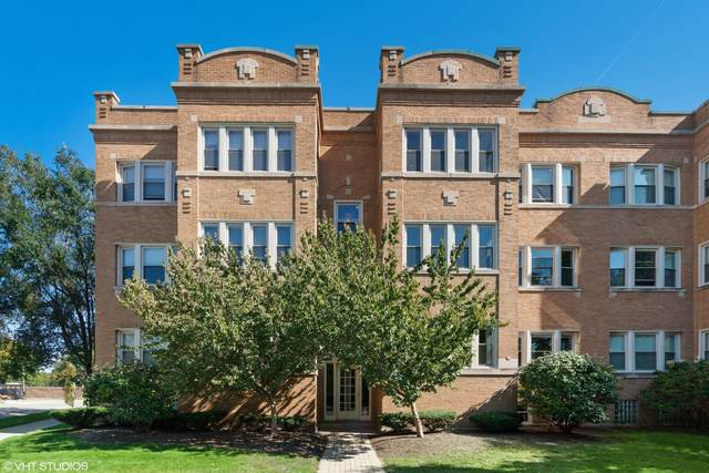 4057 N Southport Avenue #2, Chicago, IL 60613 (MLS #10545088) :: Property Consultants Realty