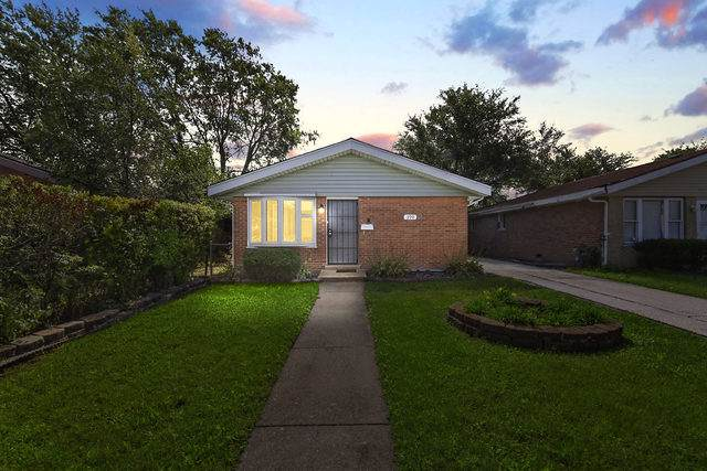 390 W 17TH Street, Chicago Heights, IL 60411 (MLS #10545140) :: John Lyons Real Estate